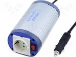 Mean well A301-150-F3 / Converter: automotive dc/ac; 150W; Uout:230VAC; O