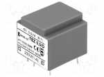 Breve tufvassons TEZ0.5/D230/6V / Transformer: encapsulated; 0.5VA; 230VA