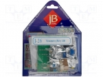 Jabel / Circuit; digital thermometer; 9VDC; IC: ICL7106