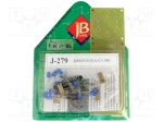 Jabel / Circuit; light effect; 9÷12VDC; visual effects; IC: CD4060