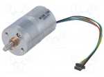 Dfrobot FIT0441 / Motor: DC; brushless, with encoder, with gearbox, with