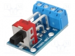 Microbot MR009-002.1 / Robot.access: voltage inventer; 5A; 0÷28V; PIN:4