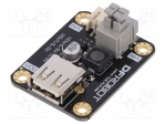 Dfrobot FIT0471 / Converter: step up; Uout:5V; Uin:0.9÷5V; 600mA; 85%; 4
