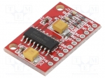 Okystar OKY2110 / Module: audio; amplifier; analog; 3.6÷5.5VDC; IC: PAM8