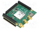 Grinn M2M (TELIT) / Expansion board; Micro SIM, SMA, pin strips; Comp: LE