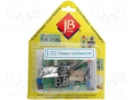 Jabel / Circuit; digital thermometer; 9÷12VDC; IC: ICL7107