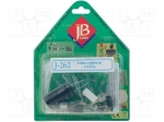 Jabel / Circuit; adjustable power supply; IC: L200; 5A; 2.75÷30VDC; 28VA