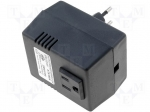 Indel ATS25-230V/115V-001 / Autotransformer; 230VAC; Power:25VA; Usec.1:1