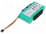 Fluke FLUKE BP120MH / Accu pack; 4.8V; 3000mAh; Application: FLK-123,FLK-