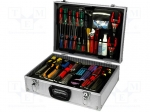Goldtool GTK-700B / Set: general purpose; Pcs:100; Package: case; Materia