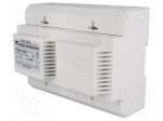 Breve tufvassons PSS100/230/230V / Transformer: safety; 100VA; 230VAC; 23