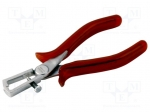 Bahco 3417NFB / Stripping tool; Wire: round; 23AWG÷4AWG; Length: 160mm;