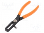 Bahco 2223 D-150 / Stripping tool; Wire: round; 23AWG÷4AWG; Length: 160m