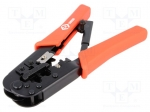 C.K 430028 / Tool: for RJ plug crimping