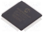 Microchip technology DSPIC33CH128MP508-I/PT / DsPIC microcontroller; SRAM