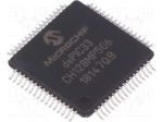 Microchip technology DSPIC33CH128MP506-I/PT / DsPIC microcontroller; SRAM