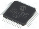 Microchip technology DSPIC33CH128MP505-I/PT / DsPIC microcontroller; SRAM