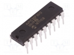 Microchip technology DSPIC30F3012-30I/P / DsPIC microcontroller; SRAM: 2k