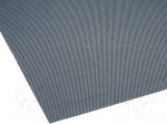 4carmedia / Acoustic cloth; 1400x700mm; grey