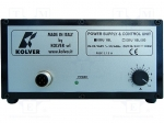 Kolver EDU1BL / Power supply; Plug: EU; 138x118x37mm; Application: KOLV-K