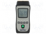 Tenmars TM-750 / Meter: light meter; LCD (3999); 4000W/m2; 108x48x23mm; 8