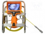 "Axiomet AX-B2120CW / Inspection camera; Display: LCD 7""; Cam.res:720x480;"