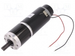 Dfrobot FIT0397 / Motor: DC; with encoder, with gearbox; 12VDC; 27:1; 168