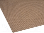4carmedia / Acoustic cloth; 1.4x0.7m; beige