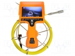 "Axiomet AX-B2120RD / Inspection camera; Display: LCD 7""; Cam.res:720x480;"