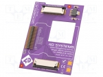 4d systems MOTG-AC1 / Accessories: MOTG; Interface: GPIO, I2C, SPI, UART;