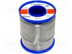 #1 all systems Cynel / Soldering wire; Sn99,3Cu0,7; 4mm; 1000g; lead free