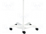 Daylight company D53060 / Mobile stand; Features:5 wheels; Application: f