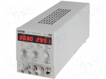 Aim-tti PL303-P / Power supply: programmable laboratory; Channels: 1; 0÷