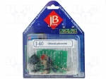 Jabel / Circuit; IR receiver; 12VAC