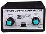 Jabel / Circuit; car subwoofer active filter; 12VDC; sound effects